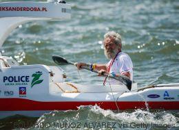 Parti de New York en kayak, il veut arriver à Lisbonne pour ses 70 ans