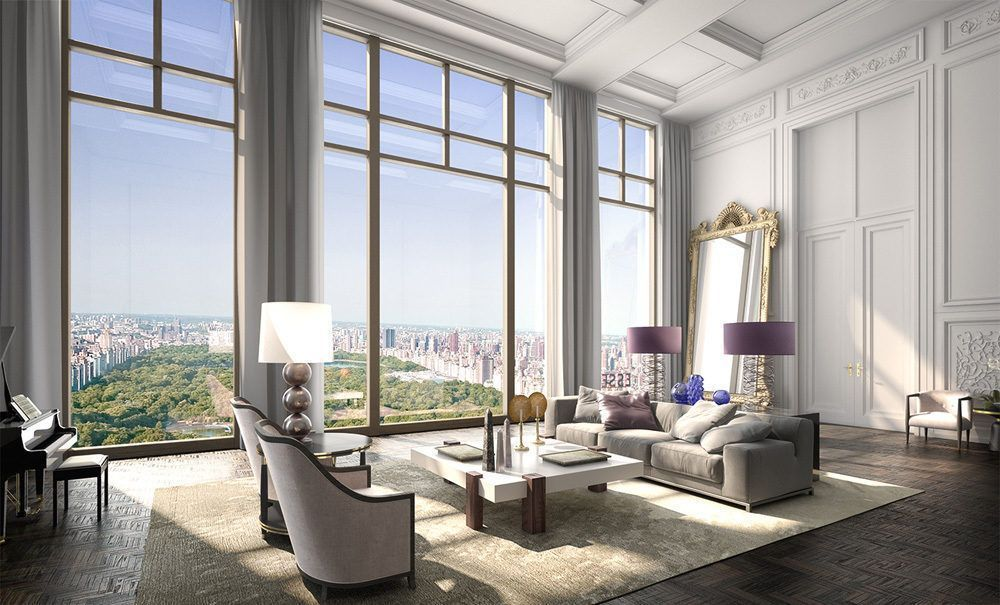 250 Million Penthouse Coming To Nyc S Billionaire S Row