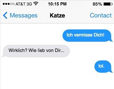 sms nach date schicken