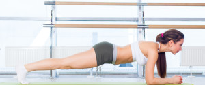 Home Exercise Plank
