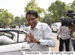BJP Nominates Suresh Prabhu For Rajya Sabha Berth, Ram  Madhav Misses Train