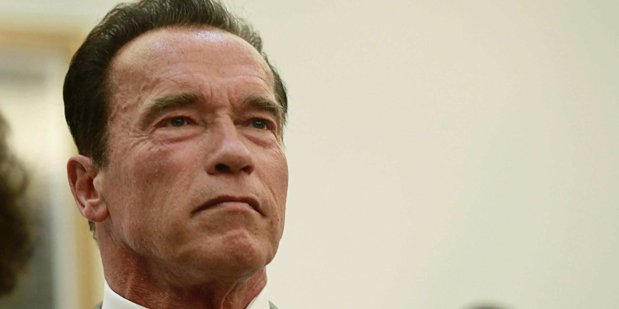 Arnold Schwarzenegger Reveals How He Fought to Change 'I ...  |Arnold Schwarzenegger