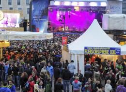 Mehrere Frauen bei Festival in Darmstadt sexuell belästigt