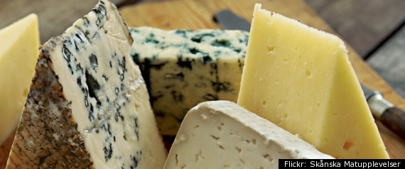 CHEESE QUESTIONS FROM FOOD CRITIC