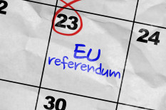 Date circled on calendar ahead of EU referendum | Pic: Getty Images