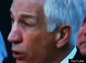 Jerry Sandusky Speaks Hearing
