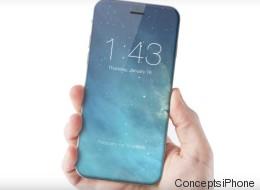 Coque en verre, pas de prise d'écouteurs... les folles rumeurs sur l'iPhone 8