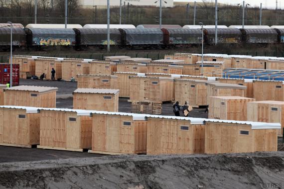 campamento refugiados
