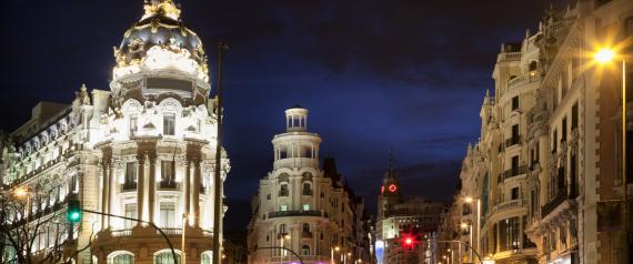 MADRID SPAIN CITY