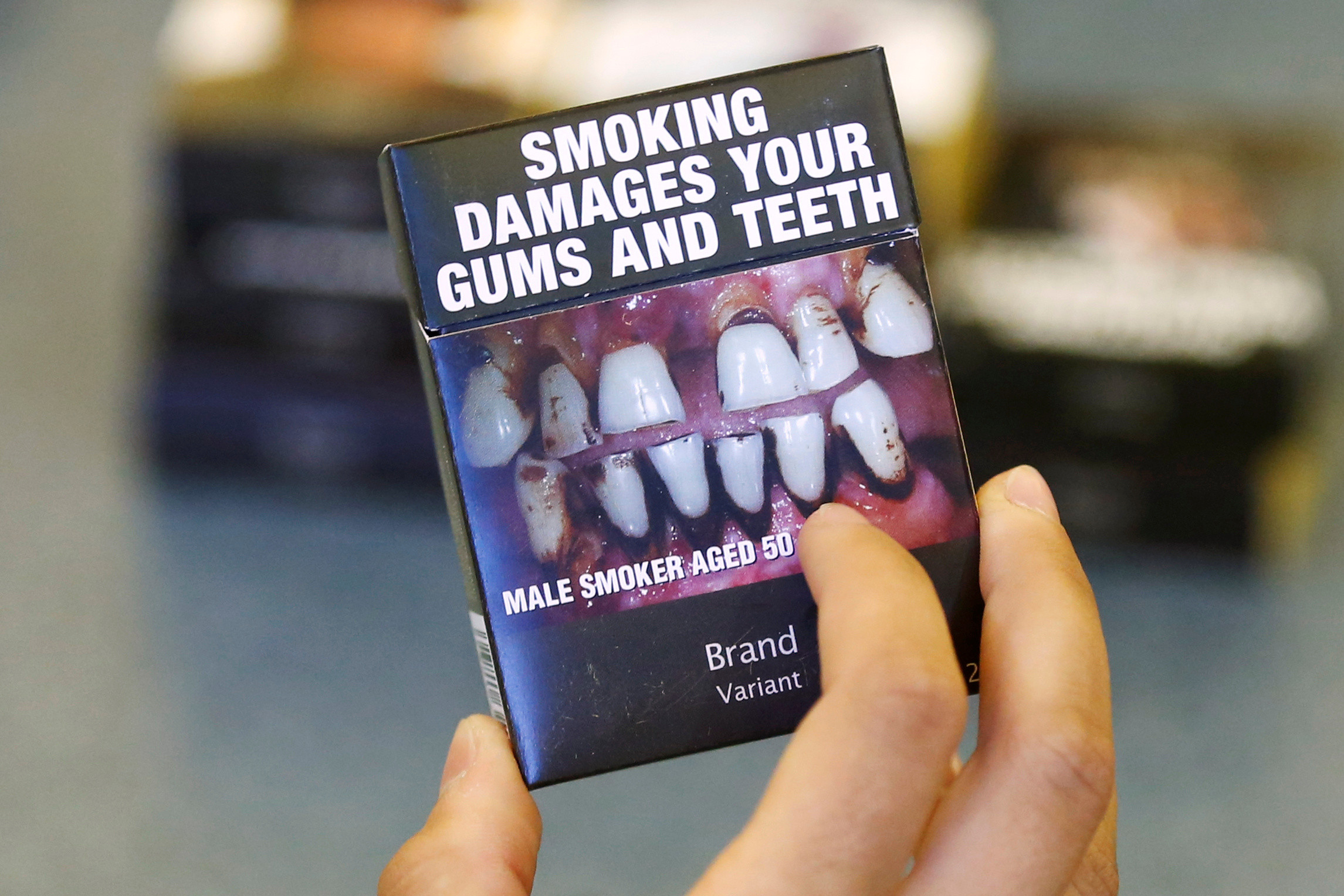 plain packaging cigarettes