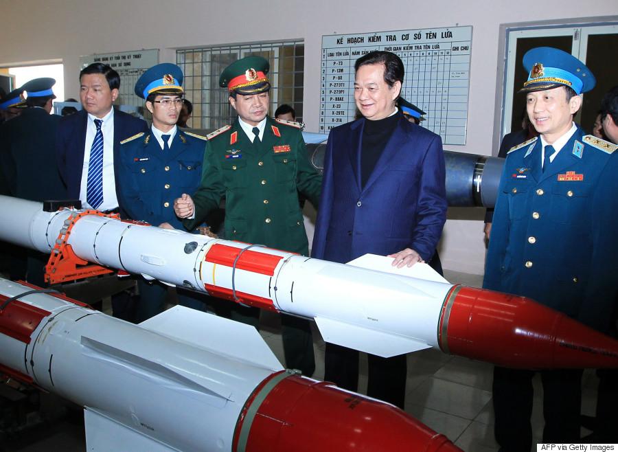 vietnam weapons russia