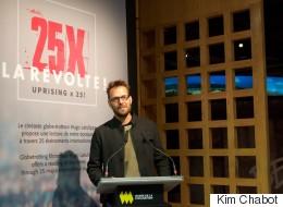 «25 X la révolte!» au Musée de la Civilisation