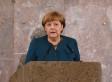 Merkel bestärkt ihren Kurs in der Flüchtlingskrise: Ja, ich würde die Grenzen wieder öffnen