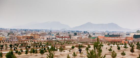 AFGHANISTAN DESERT