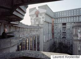 파리의 콘크리트 유토피아에 노인들이 산다