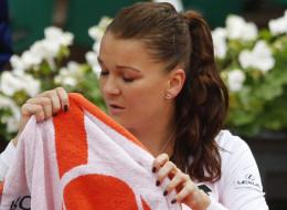 À Roland-Garros, les perdantes mettent tout sur le compte de la pluie