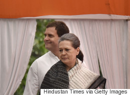 Sonia Would Like Rahul To Take Over As Congress  President: Amarinder Singh
