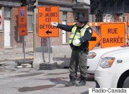 Circulation: des policiers qui coûtent cher
