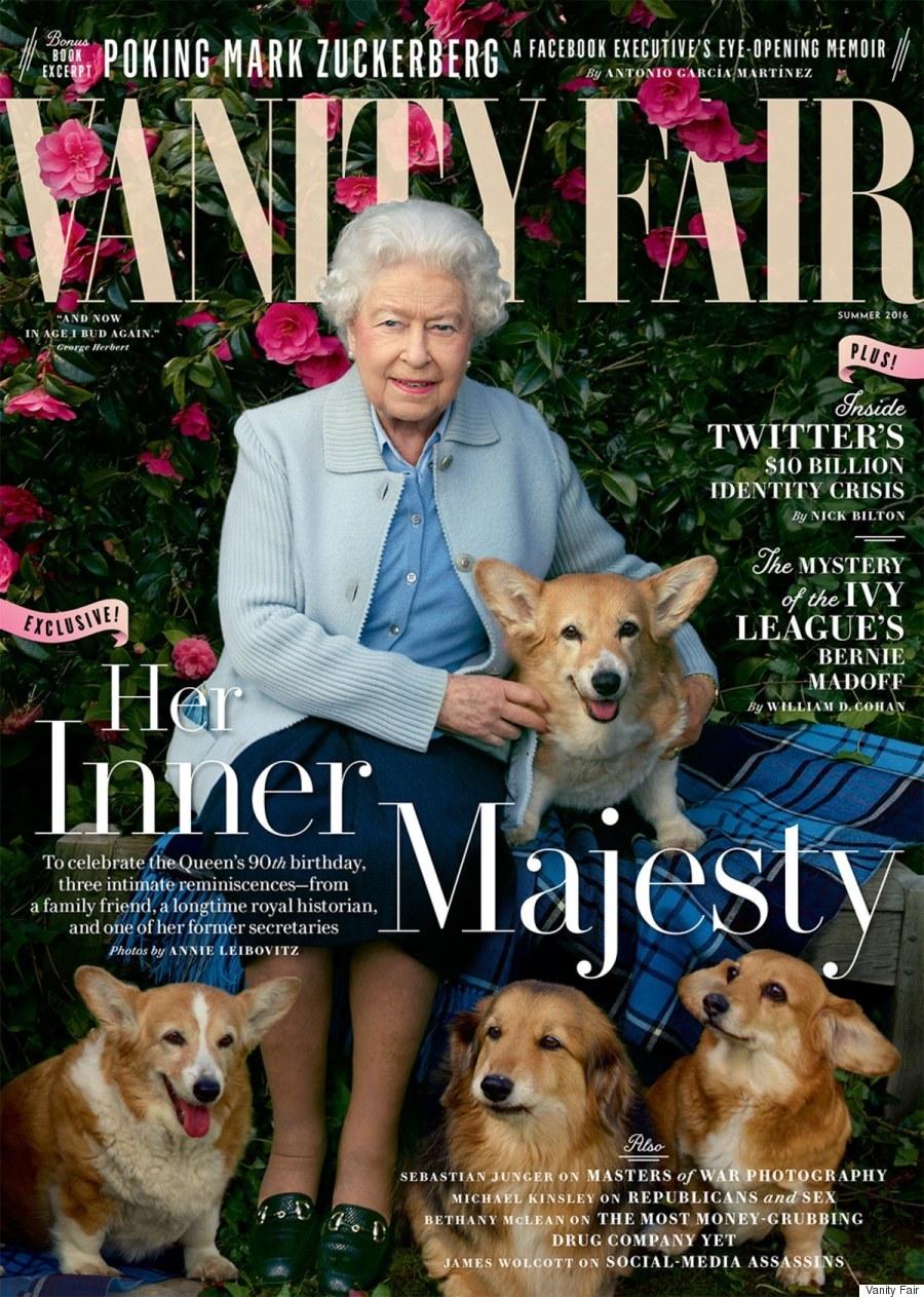vanity fair queen