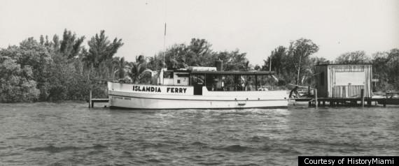 ISLANDIA FERRY