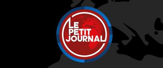 PETIT JOURNAL CANAL PLUS