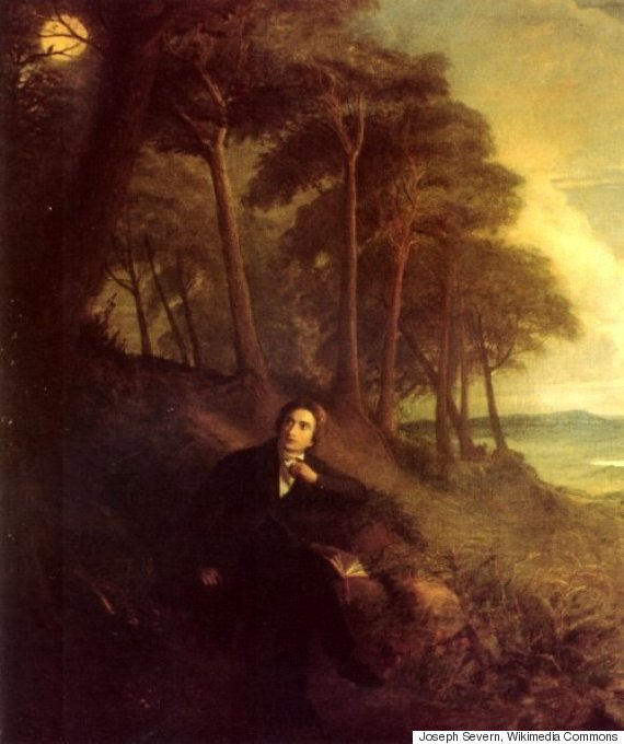joseph severn keats nightingale
