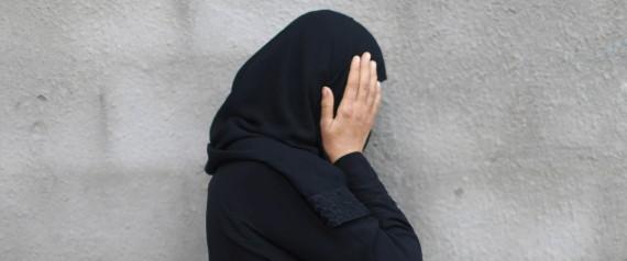 MUSLIM WOMAN VIOLENCE