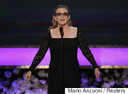 Carrie Fisher, princesse Leia dans «Star Wars»,  animera un gala Juste pour rire
