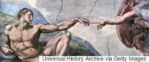 MICHELANGELO CREATION