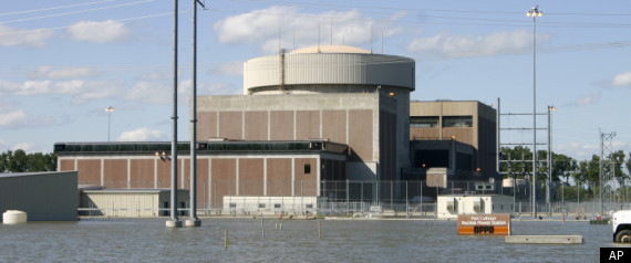 Fort Calhoun Nuclear Station Nebraska