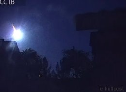 Est-ce une météorite qui a explosé dans le ciel de l'Arizona? (VIDÉO)
