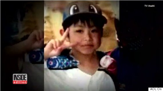 japan missing boy