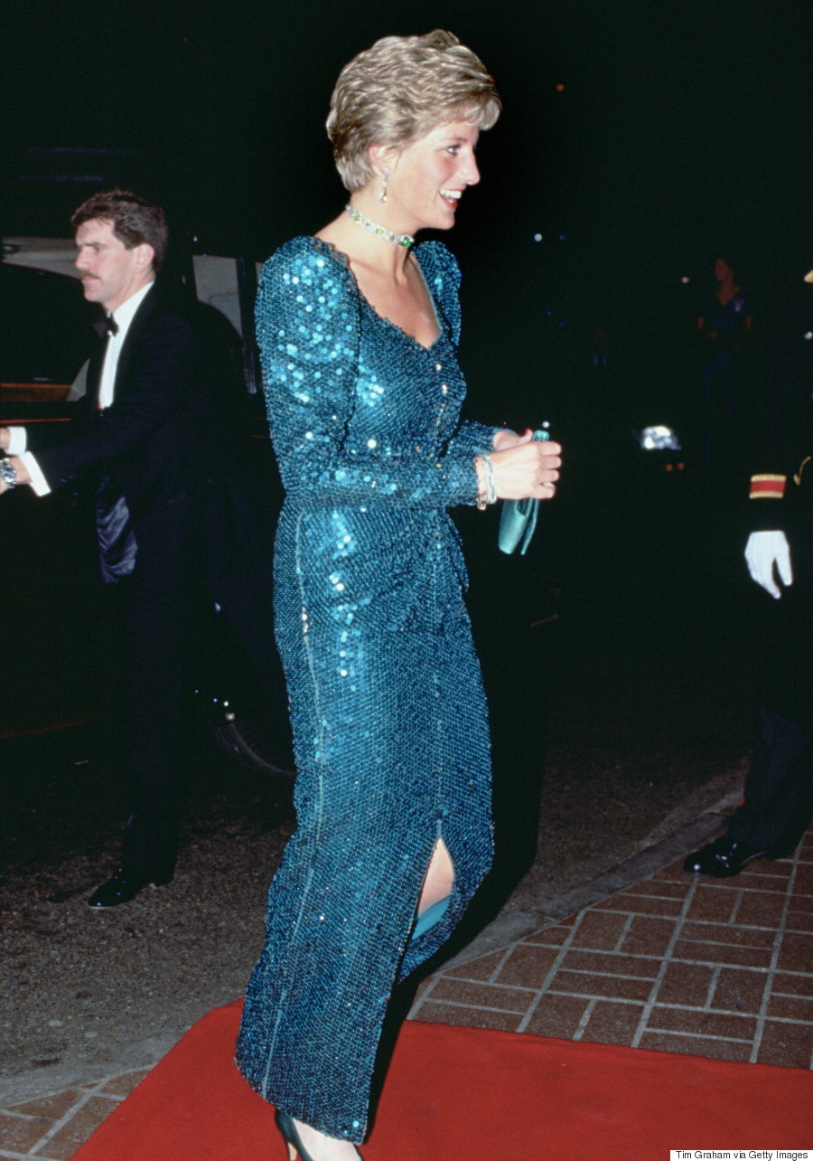 princess diana diamond ball
