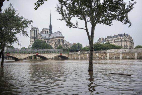 inundaciones paris