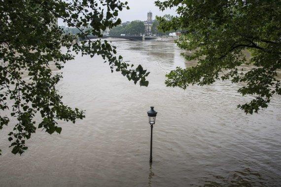 parís inundaciones