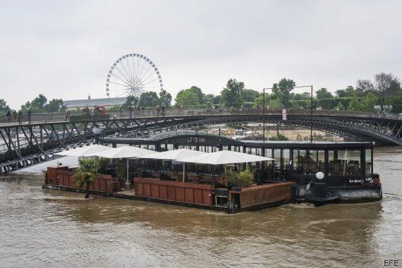 inundaciones sena parís
