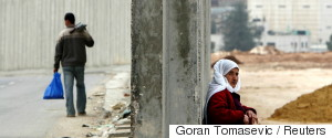 GAZA CHECKPOINT