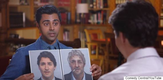 trudeau daily show