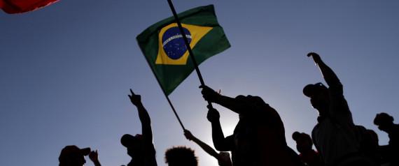 PROTESTS IMPEACHMENT BRAZIL