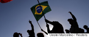 PROTESTS IMPEACHMENT BRAZIL