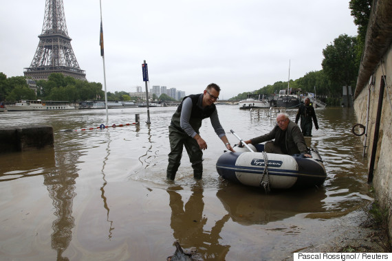 paris flood