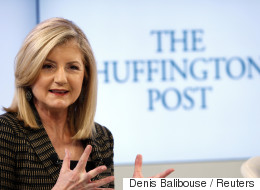 Arianna Huffington se retire de son poste de rédactrice en chef du Huffington Post