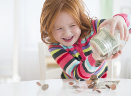 Preventing Generation Skint - Why You Really Should Teach Your Kids About Money