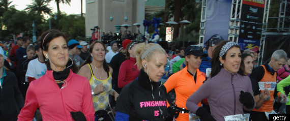 Las Vegas Rock N Roll Marathon Illness