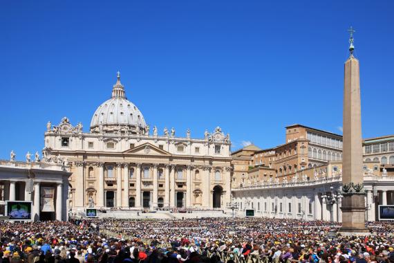 peters basilica