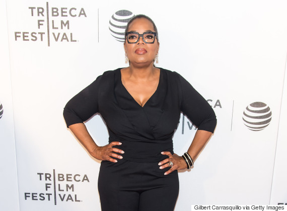 oprah weight loss
