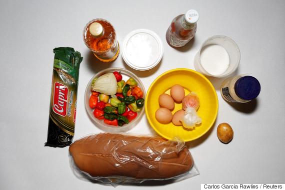 venezuela food