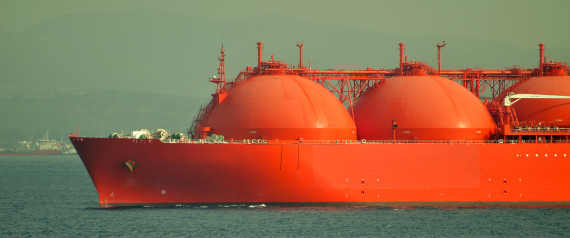 LIQUEFIED NATURAL GAS SHIP
