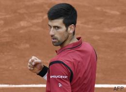 Djokovic a fait la loi sur le court (et en tribunes) en demi-finale