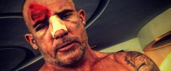 Prison break saison 5 dominic purcell s v rement for Decoration yennayer